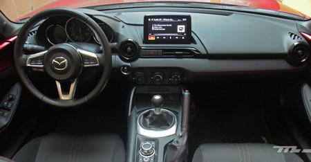 MX-5 INTERIOR