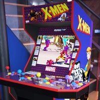 Desearás tener cerca un salón recreativo con estas máquinas que llegarán de Killer Instinct, X-Men, Dragon's Lair y otros clasicazos