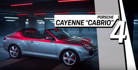 Un Cayenne Cabriolet o un 911 hecho Buggy, estos son los 5 mejores prototipos de Porsche