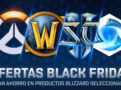 Blizzard rebaja sus juegos estrella por tiempo limitado