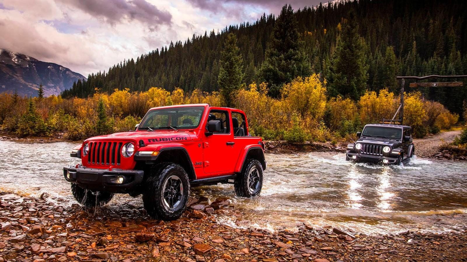 Foto de Jeep Wrangler 2018 (31/51)