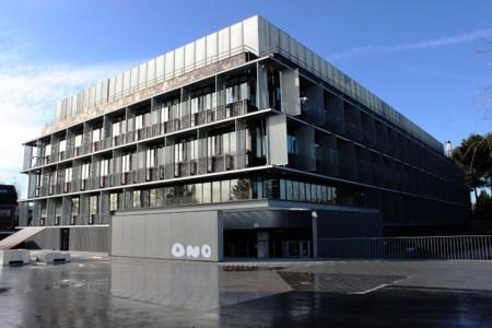 Actual sede de ONO