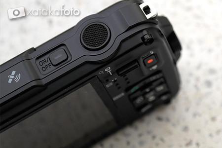 Nikon Coolpix AW110, análisis