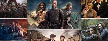 De 'Vikingos' a 'Deadwood': 17 series para pasar el mono tras 'Juego de Tronos'