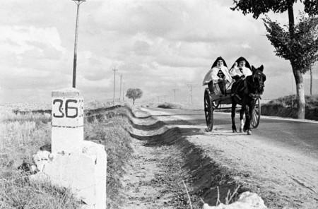"""""""España años 50"""" muestra el lado fotográfico del cineasta Carlos Saura"""