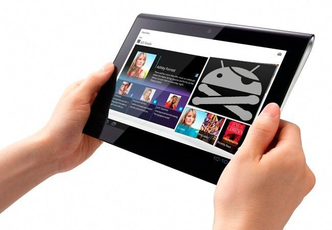 Sony Tablet S Root