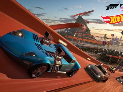 Los míticos Hot Wheels y sus locos circuitos se unirán a Forza Horizon 3 por medio de una expansión
