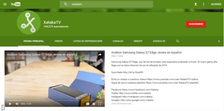 YouTube pronto recibirá nuevo diseño a lo Material Design