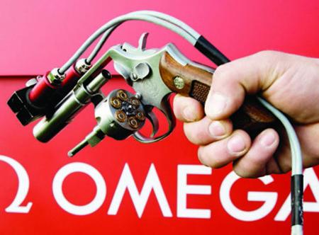 Pistola olímpica