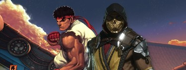 Mortal Kombat vs. Street Fighter V, o el arte de presentar (y añadir) contenidos de post-lanzamiento en los juegos de lucha