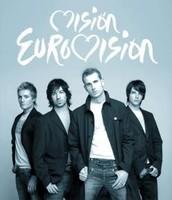 Nash, el representante español en Eurovisión