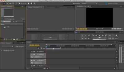 Probamos Adobe Premiere Pro CS5: Perfecto para profesionales, pero no para noveles