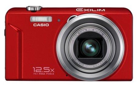 Casio Exilim EX-ZS100, cámara básica con un zoom destacado