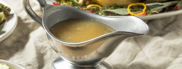 13 salsas para pollo relleno