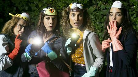 'Señoras del (H)AMPA': Las Vengadoras de Carabanchel protagonizan el tráiler de la temporada 2 de la serie en Amazon