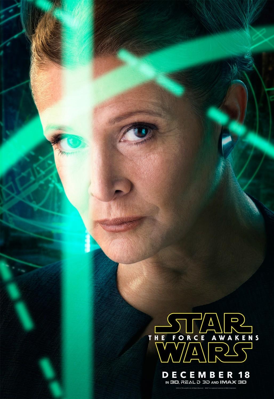 Foto de 'Star Wars: El despertar de la fuerza', todos los carteles del Episodio VII (9/18)