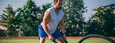 Cinco consejos para sacar mayor provecho al entrenamiento con battle ropes
