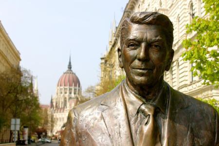 Reagan Budapest