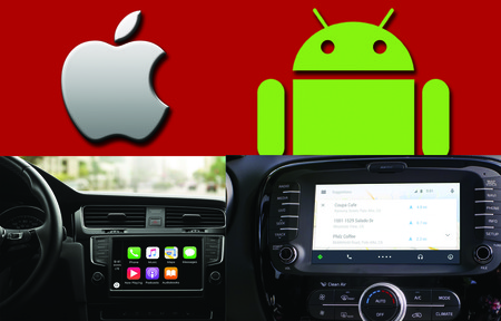 Apple CarPlay vs. Android Auto: ¿Quién ofrece más apps compatibles?
