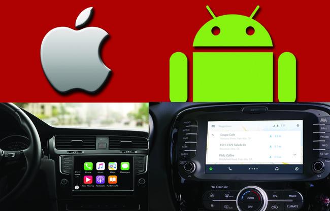Apple CarPlay vs. Android Auto: ¿Quién ofrece más apps compatibles?