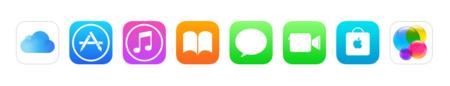 Iconos Apple