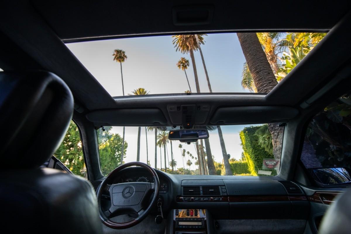 Foto de El Mercedes Benz S600 Lorinser de Michael Jordan, a subasta (15/18)