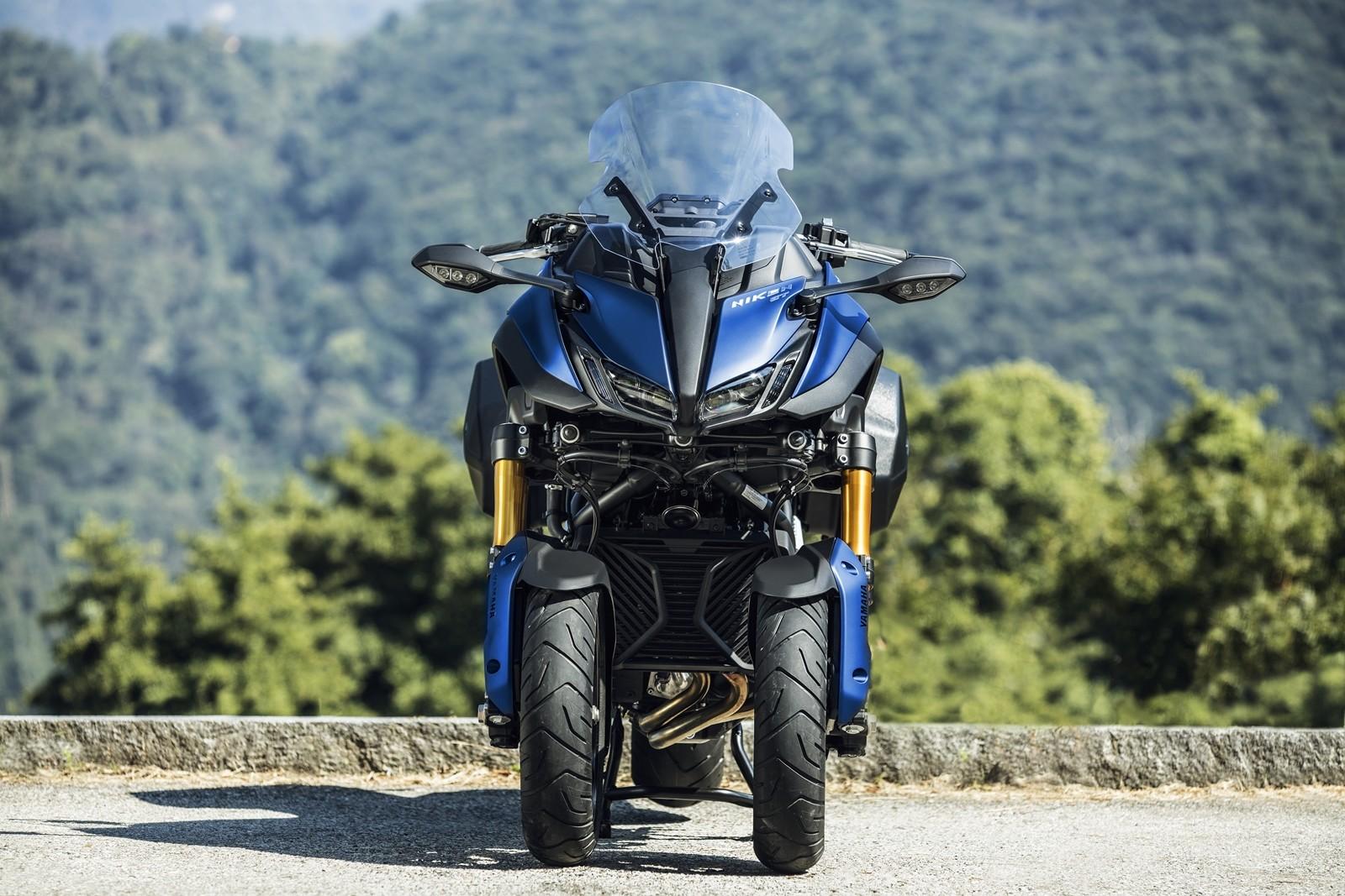 Foto de Yamaha Niken GT 2019 (44/65)