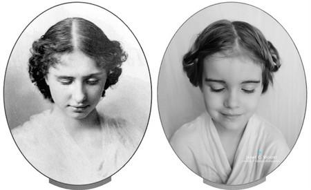 Emma como Hellen Keller