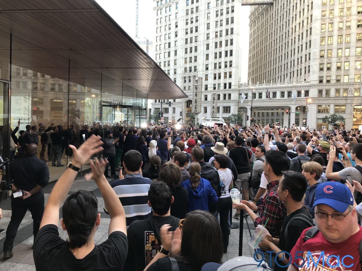 Foto de Nueva Apple Store en la Avenida Michigan de Chicago (5/11)
