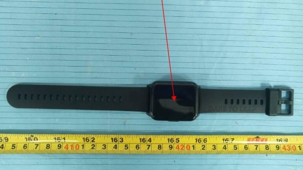 El Realme Watch dos se deja ver en imágenes y sus especificaciones quedan al descubierto