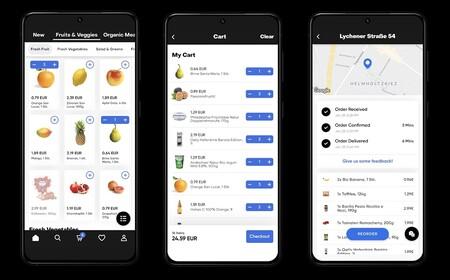 Gorillas Aplicacion Android