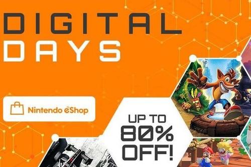 Arranca la promoción Días Digitales de Nintendo Switch en la eShop y te hemos seleccionado las mejores ofertas y rebajas