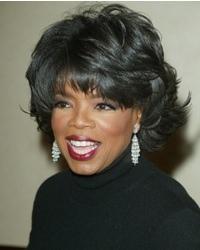 Oprah es la famosa más rica