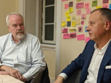 Entrevista Martin Y