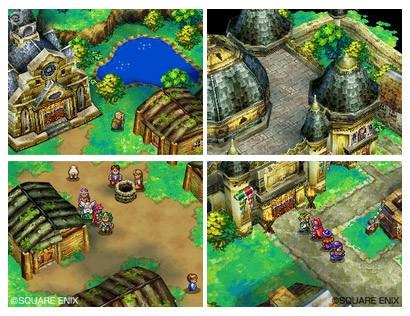 Dragon Quest IV para DS