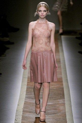 Valentino Otoño-Invierno 2011/2012 nude