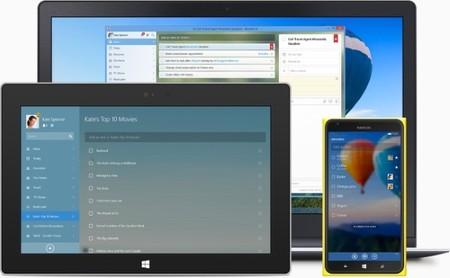 Wunderlist se actualiza para Windows Phone y Windows 8, y lanza una aplicación para Windows 7