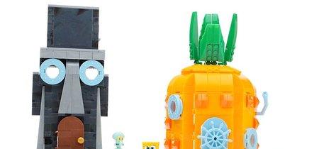 Cazando Gangas México: Mega Blocks de Bob Esponja, accesorios de Huawei, All in One de HP y un Xbox One S