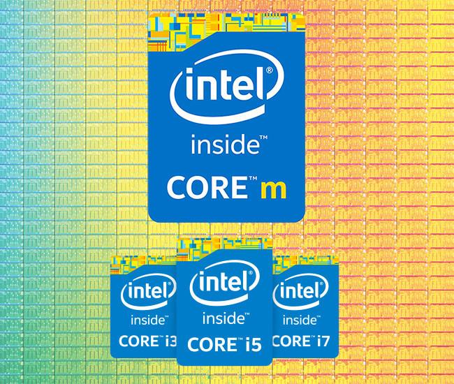 Nuevas Generacions Core i(i3,i5,i7) (primera, segunda, etc)