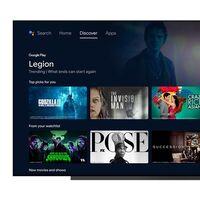 Android TV recibe más funciones de la interfaz de Google TV: ver más tarde, recomendaciones mejoradas y más