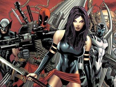 Todo listo para 'X-Force', la película que reunirá a Deadpool, Cable, Psylocke y ¿Wolverine?