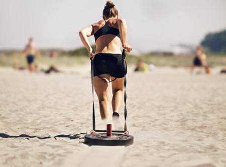 Guía Crossfit (XXX): sled drag o arrastre de trineo