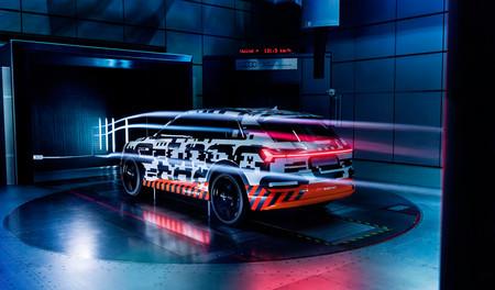 El Audi e-tron será el SUV más aerodinámico, con un coeficiente de 0,28