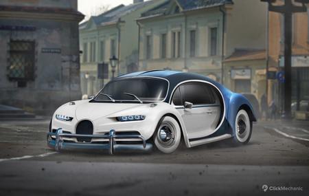 Mashup Cars 1