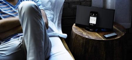 Nuevo altavoz SounDock III de Bose