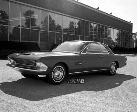 Los Mustang que nunca se fabricaron