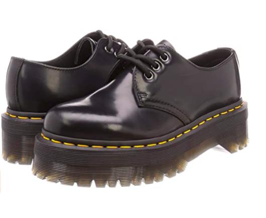 Zapatos Dr. Martens con plataforma
