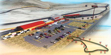SpeedVegas, un nuevo circuito para Las Vegas