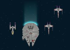 El episodio IV de Star Wars, resumido en una infografía alucinante de 123 metros