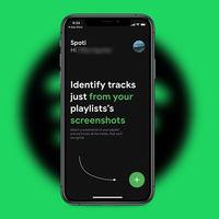 Con esta app para iOS puedes importar canciones a Spotify a través de una captura de pantalla